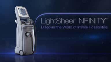 LightSheer INFINITY Video
