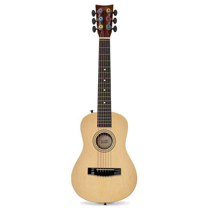 Natural Acoustic Guitar | ToysRUs BabiesRUs
