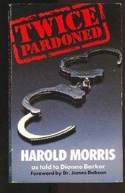 twice pardoned book - Google Search