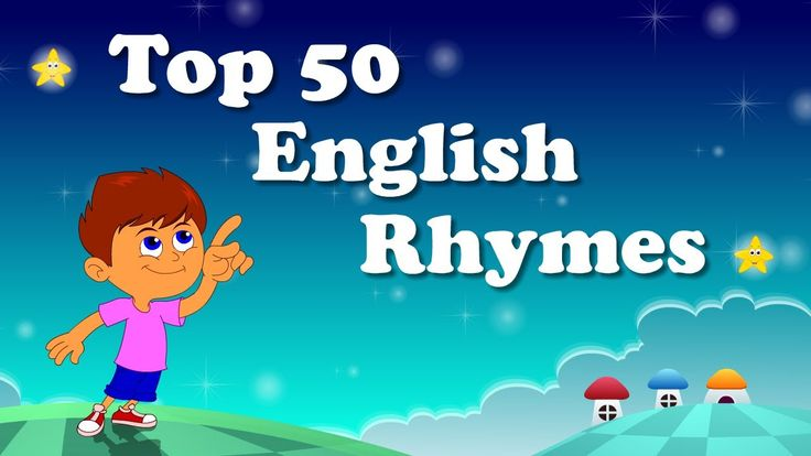 Top 50 Hit Songs - English Nursery Rhymes - Collection Of Cartoon/Animat...