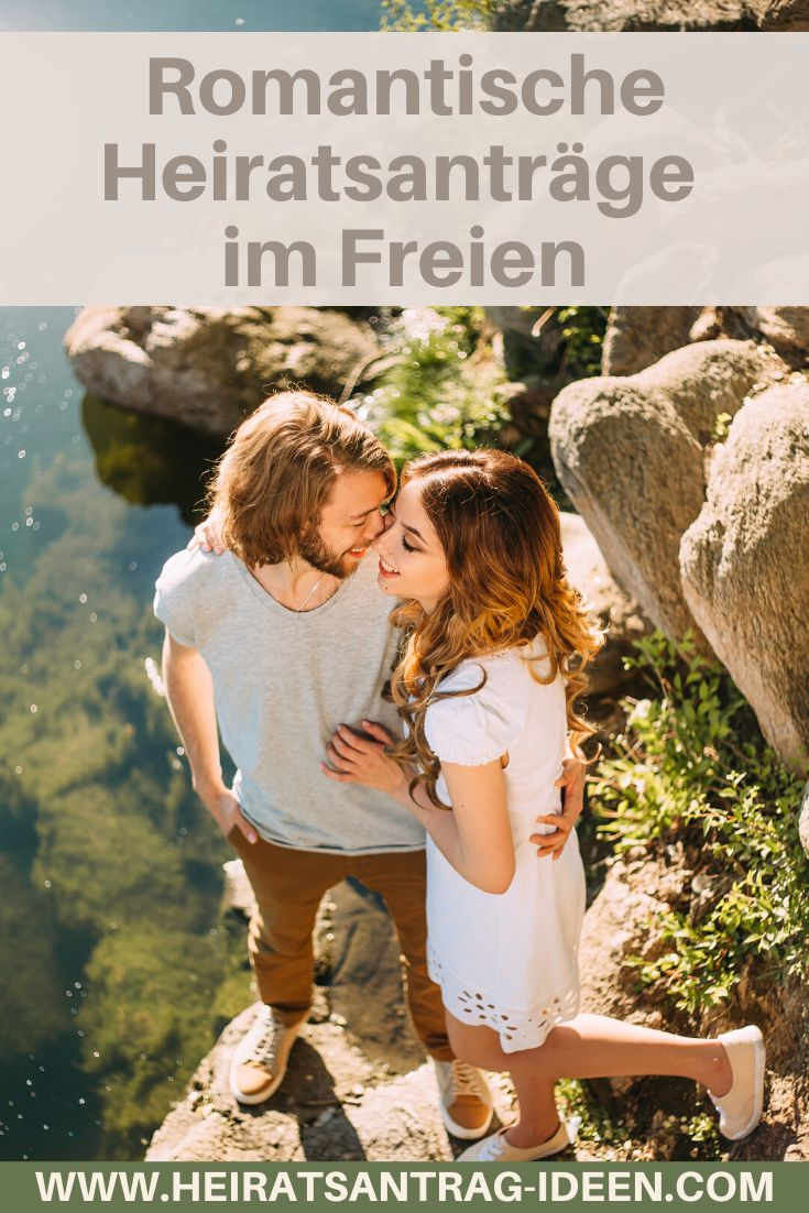 Heiratsantrag im Freien | Heiratsantrag, Heiratsantrag