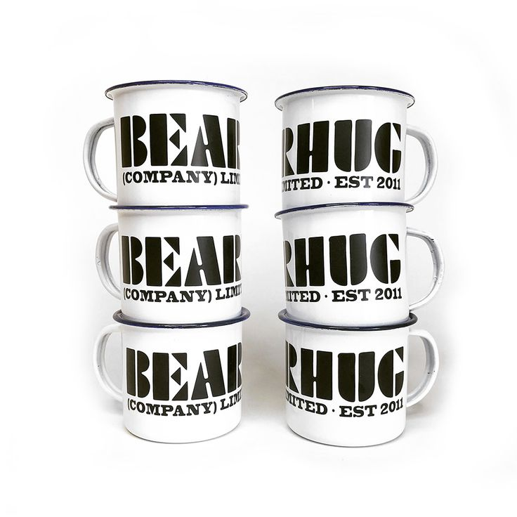 FREE Enamel Mug with orders made Today! THEBEARHUG.com - No code needed, It will arrive with your order.