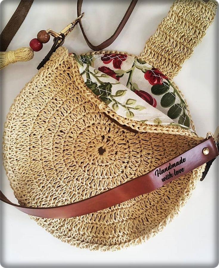 2019 März Crochet Bag Musterideen – Seite 42 von 107 – Ideen für Frauen  #croc… – Britta Spaethen