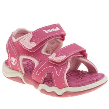 Timberland Pink Adventure Seeker Girls Toddler Timberland have just the thing this spring/summer for your little Adventure Seeker. Arriving in pink, the kids man-made sports sandal features a comfortable foam insole, with supportive hook-and-loop  http://www.MightGet.com/january-2017-13/timberland-pink-adventure-seeker-girls-toddler.asp