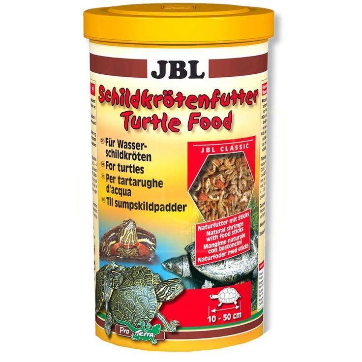 Su kaplumbağaları için, kurutulmuş karides, eklem bacaklı kabuklular, su böcekleri ve balık içeren yem çubuklarından oluşan özenle hazırlanmış kaplumbağa yemi... Doğru ve sağlıklı beslenme her hayvan için şart!