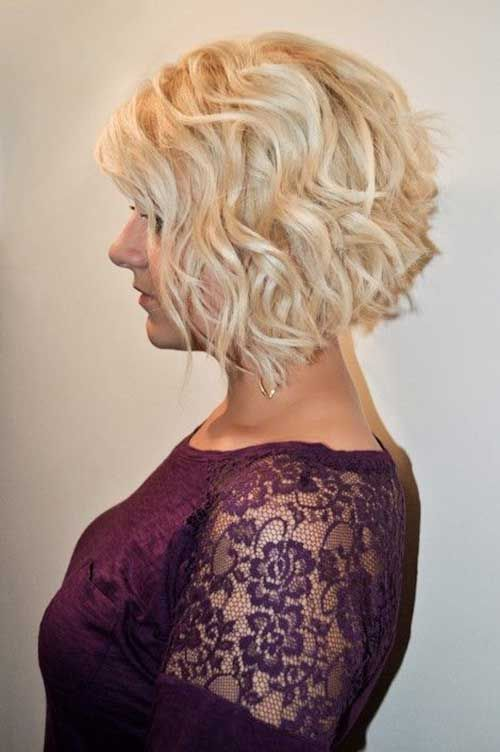 20 Curly Short Bob Hairstyles | Bob Hairstyles 2015 - Short Hairstyles for Women