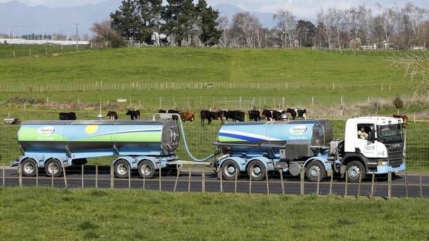 Fonterra rivals and the 1080 scare?