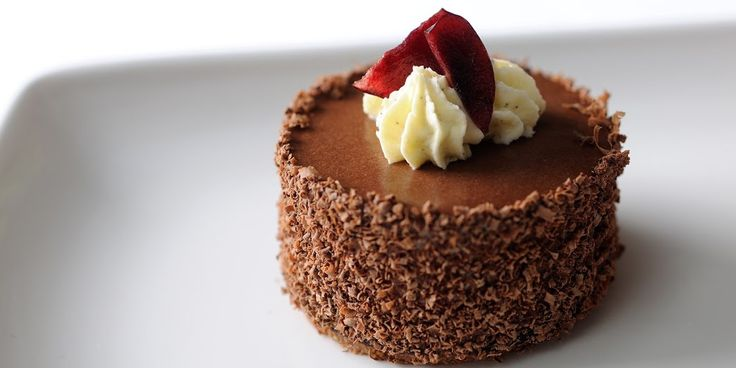 Great #glutenfree #recipe With the showstopper challenge on Great British Bake Off tonight being Black Forest gâteau, our bake of the day is Stephen Crane's take of this classic recipe.