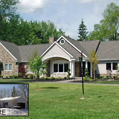 Ranch Home Exterior 69 best ranch house redo images on pinterest | home, architecture