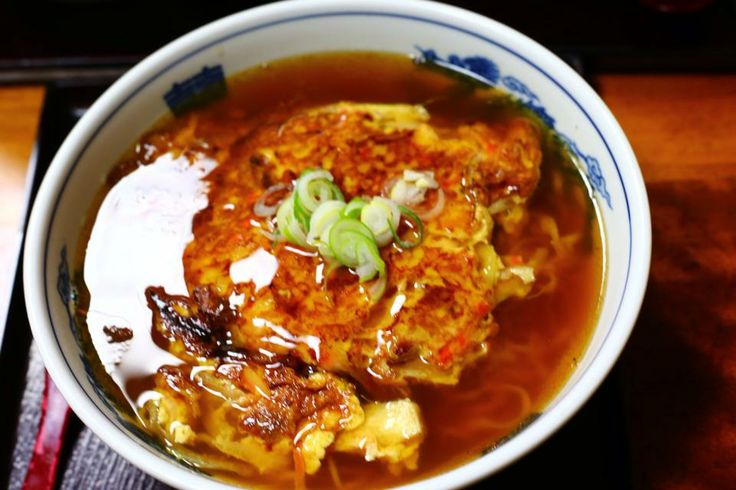 1470126  日清亭@箱根湯本 金時山からの天津麺!