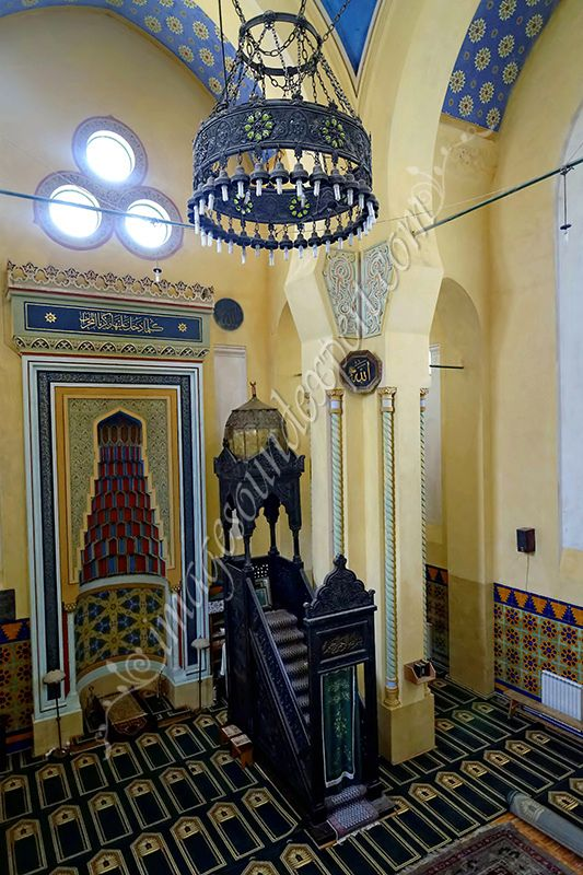interior moschee constanta mosque interior, Moscheinnenraum, intérieur mosquée,