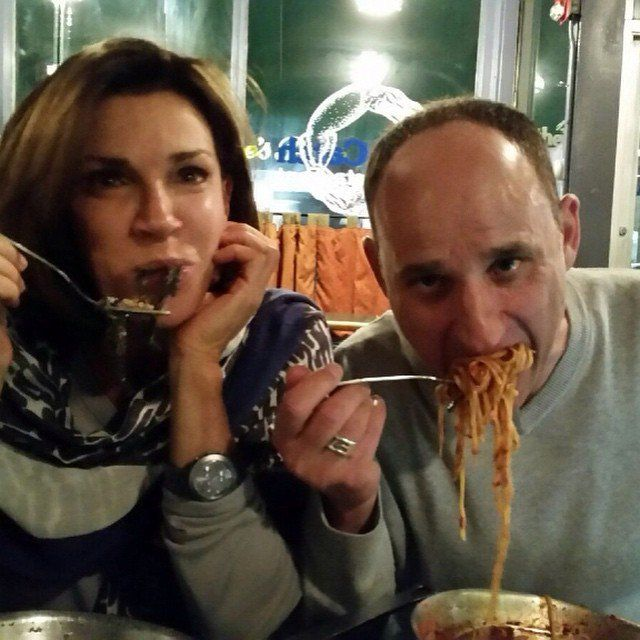 Pin for Later: 23 Things You Probably Didn't Know About Love It or List It's Hilary & David They Both Love Italian Hilary's favorite food is anything Italian, while David more specifically loves pizza.