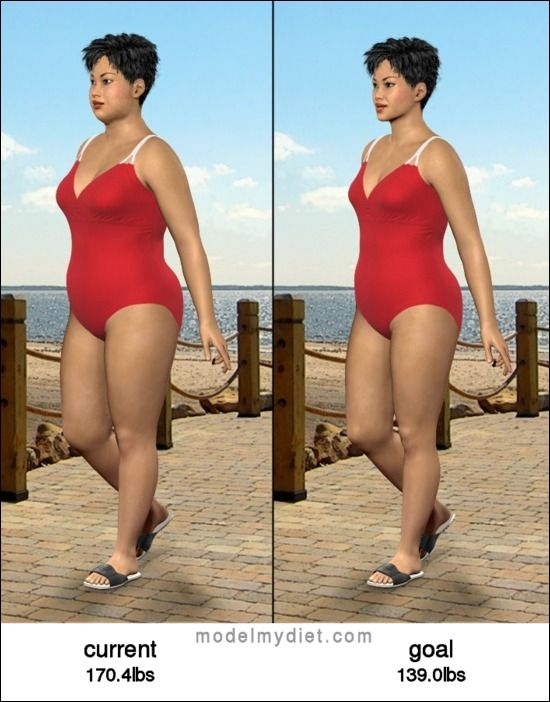 Weight Loss Model