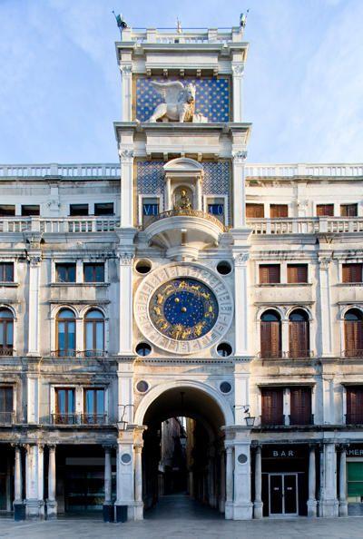 Unas cuantas curiosidades sobre la impresionante Venecia...