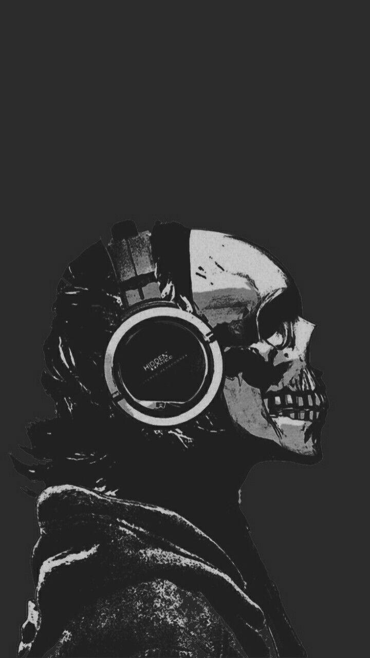 Pin By Tom Russell On My Saves Skull Wallpaper Skull Art Dark Wallpaper