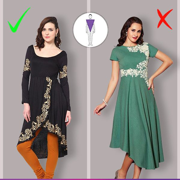 b794b9b463ee2 Inverted triangle body shape opt for silhouettes styles which jpg 600x600 Inverted  triangle body girl