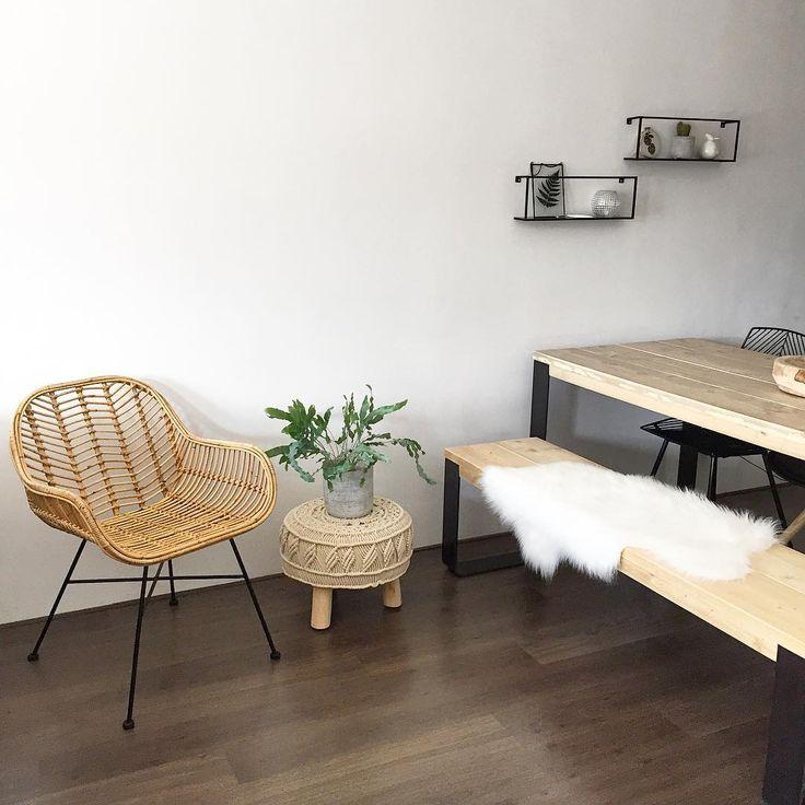 #kwantuminhuis Stoel TREVI > https://www.kwantum.be/meubelen/stoelen > lapetitefox_home