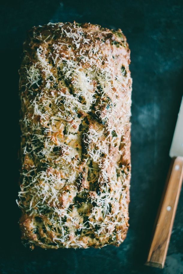 Kale and Feta Bread