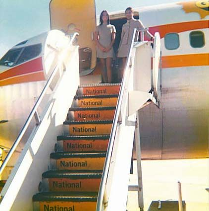 Historical National Air Lines and National Airlines Photo Gallery ...