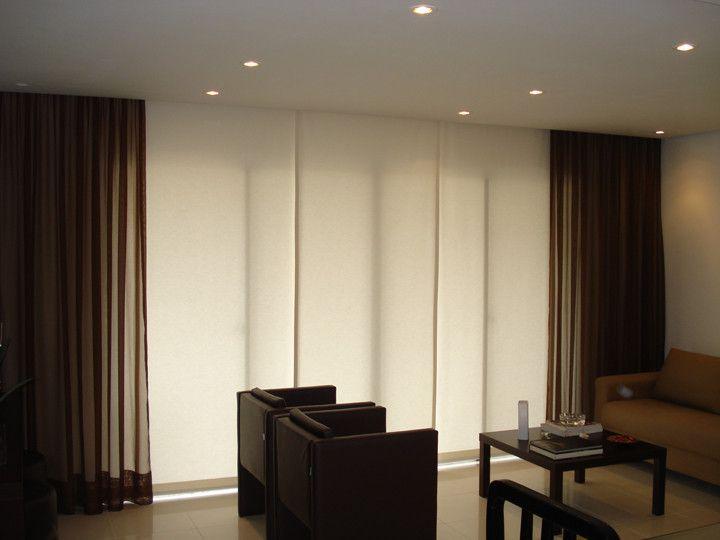 persiana painel para sala
