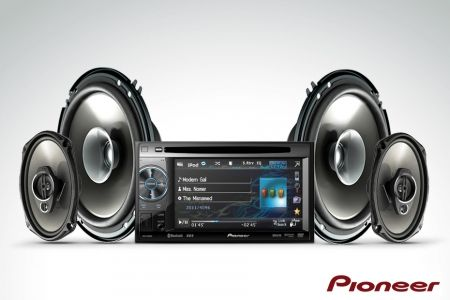 La mejor calidad en sonido para tu auto está en Miami center: Radios Pioneer http://bit.ly/1cUrttQ y Parlantes #Pioneer desde los $29.000 http://bit.ly/1eUAdni. #miamicenter