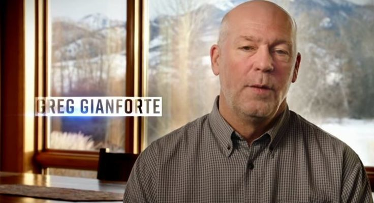 """Montana GOP Special Election Candidate """"Body Slammed"""" A Reporter Who Asked About Trumpcare"""