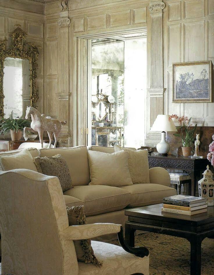 Elegant Living Room Decorating Ideas: 89 Best Interior Designer-Michael Smith Images On