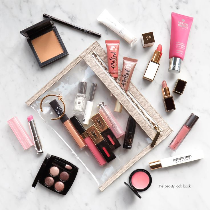 The Beauty Look Book: What's Inside My Makeup Bag