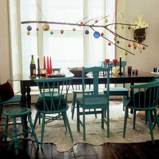 Ιδέες για Χριστουγεννιάτική διακόσμηση