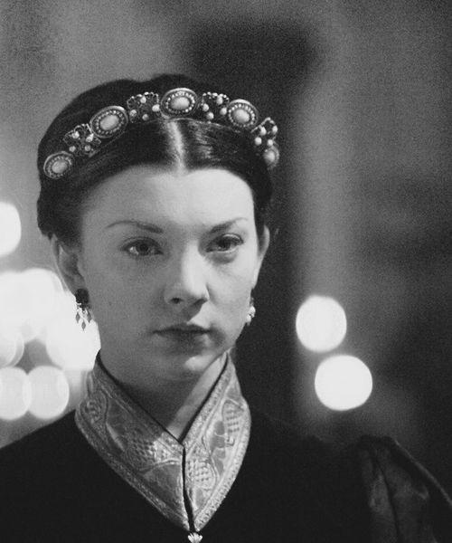 Natalie Dormer as Anne Boleyn