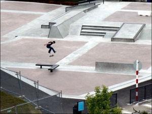Bellevue Skate Plaza. WA