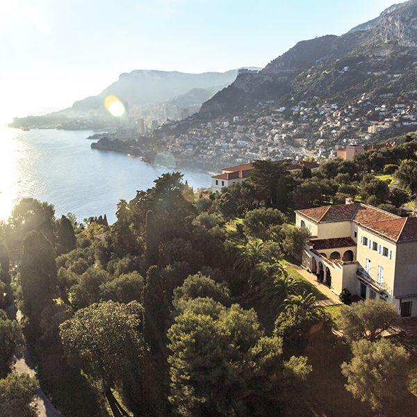 La casa de Coco Chanel en la Riviera Francesa - Robb Report España