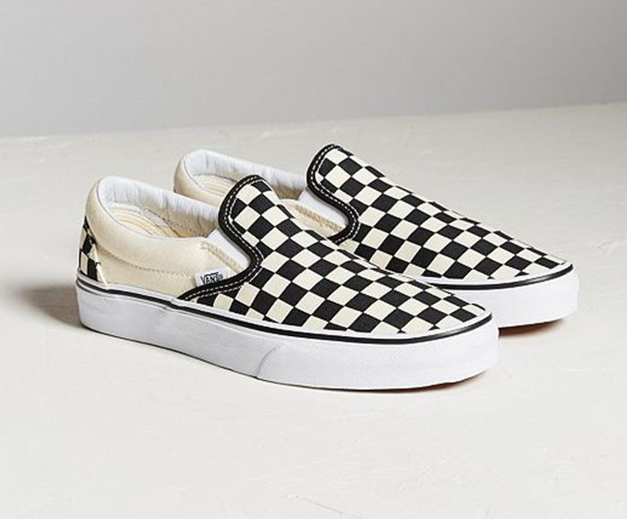Vans Checkerboard Slip On Sneaker Vans Checkerboard Slip On