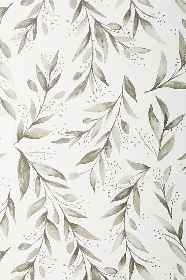 Magnolia Home Olive Branch Wallpaper Iphone Wallpaper Pattern Magnolia Wallpaper Iphone Background Wallpaper