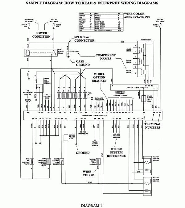 17 1996 Ford F150 Engine Wiring Diagram Engine Diagram Wiringg Net In 2020 Electrical Wiring Diagram Electrical Diagram Toyota Camry