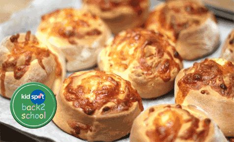 Savoury Scrolls And Snacks For Lunch Boxes - Back To School