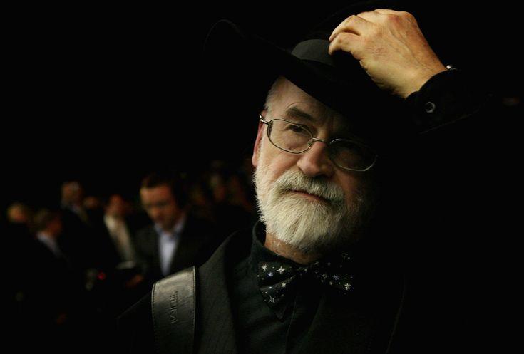 What Terry Pratchett said about death