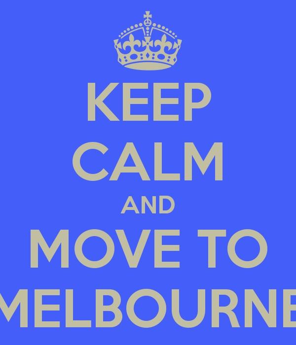 Move to Melbourne
