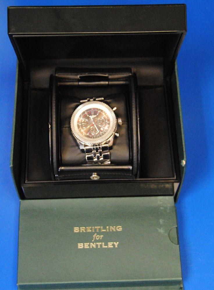 Breitling For Bentley Motors
