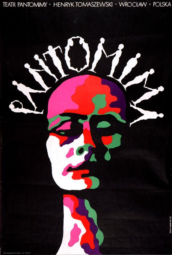 Teatr Pantomimy #film #poster 1972