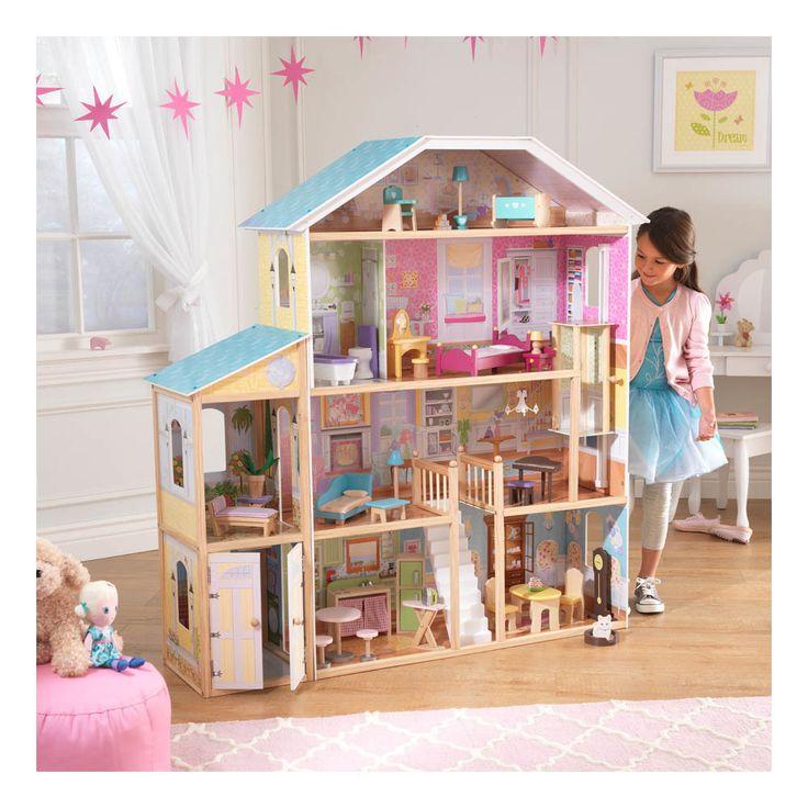 KidKraft Maison de poupée Majestic Multicolore-product