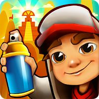 Subway Surfers 1.72.1 APK  MOD Unlimited Shopping  arcade games