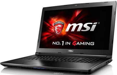 MSI GL72 6QD-210RU, Black  — 64900 руб. —  Самый быстрый игровой ноутбук MSI GL72 с новейшим процессором 6-го поколения Intel Core. Новейшие процессоры 6-го поколения Intel Core i5: Skylake - это кодовое имя новой 14-нм микроархитектуры процессоров Intel последнего, 6-го поколения. По сравнению с предыдущими поколениями платформа Skylake обладает сниженным энергопотреблением при повышенной производительности. SHIFT: Свободно переключайтесь между режимами Sport, Comfort и Green за счёт…