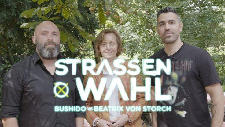 Bundestagswahl 2017 – Bushido trifft auf Beatrix von Storch