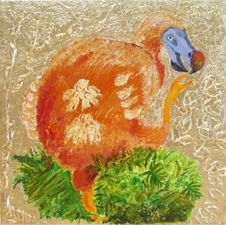 Extinct Dodo of Mauritius