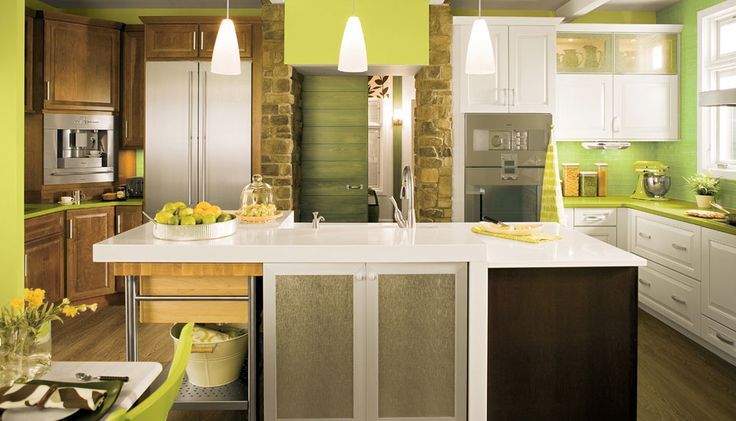 A kitchen for every personality