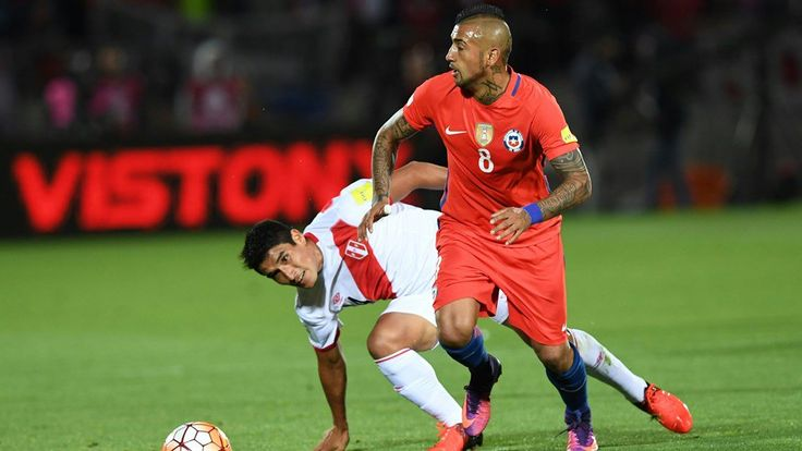 @Chile Artulo #Vidal #9ine