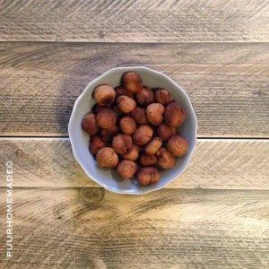 Kokosmeel speculaaskoekjes - Puur Homemade