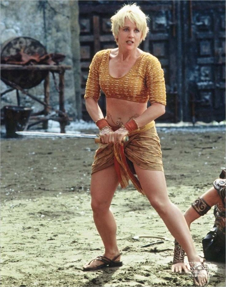 Xena: Warrior Princess nude scene unearthed as Lucy