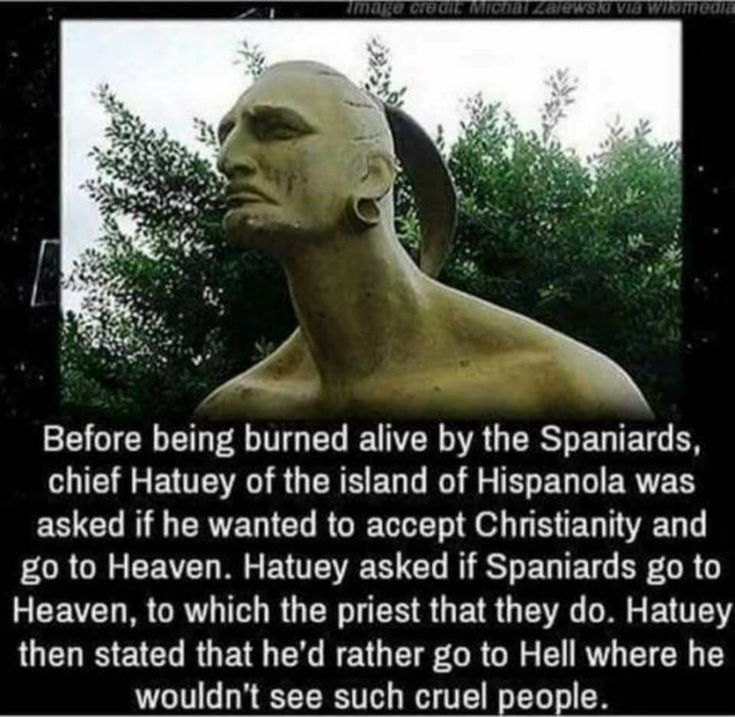 "He'd rather go to ""hell"" then go to ""heaven"". I agree with his logic, that is if ""heaven"" and ""hell"" were real"